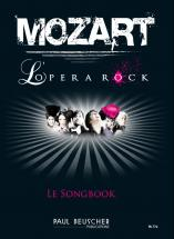 Mozart L'opera Rock, Le Songbook - Pvg