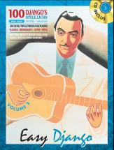 Reinhardt Django - Easy Django Vol. 3 : 100 Django Style Licks + Cd