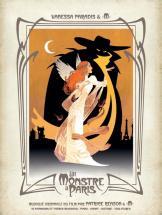 Paradis Vanessa & M - Un Monstre A Paris - Pvg