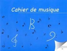 Cahier De Musique 8 Portees