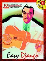 Reinhardt Django - Easy Django Vol.2 + Cd - Guitare Tablatures