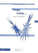 Borsarello Frédéric - Tango Triste - 2 Violoncelles