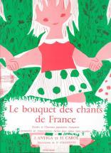 Antiga J./ Carol H. - Bouquet Des Chants De France - Piano
