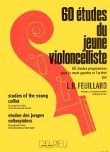 Feuillard Louis R. - Etudes Du Jeune Violoncelliste (60)