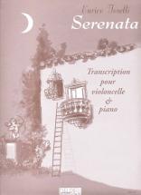 Toselli Enrico - Serenata Op.6 - Violoncelle