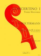 Goltermann Georg - Concerto N°1 Op.14 En La Min. - Premier Mouvement - Violoncelle, Piano