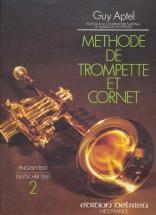 Aptel Guy - Methode De Trompette Vol.2 - Trompette
