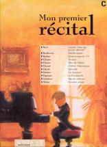 Mon Premier Recital Vol.c - Piano