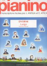 Dvorak Anton - Symphonie Du Nouveau Monde : Largo - Pianino 120 - Piano