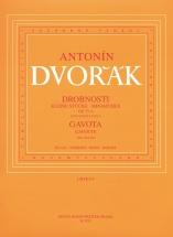 Dvorak Anton - Miniatures Op.75a / Gavotte B164 - 2 Violons and Alto