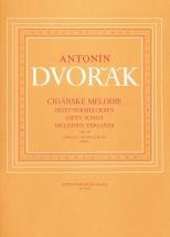 Dvorak A. - Gipsy Songs Op.55 - Soprano (tenor) Et Piano