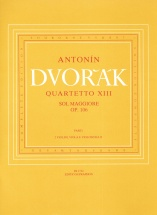 Dvorak A. - String Quartet N°13 Op.106 - Set Of Parts