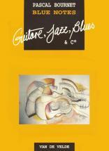 Bournet Pascal - Blue Notes - Guitare