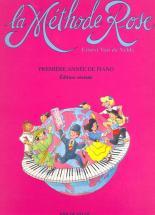 Ernest - Méthode Rose 1ère Année (edition Revisee 2005) - Piano