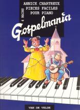 Chartreux Annick - Gospelmania - Piano 4 Mains