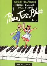 Chartreux Annick - Piano Jazz Blues 2
