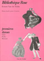 Ernest - Premieres Danses - Piano 4 Mains
