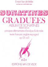 Ernest - Sonatines Graduées Vol.1 - Piano