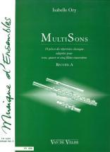 FLUTE Ensemble de Flûtes : Livres de partitions de musique