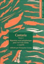 Cornu Francoise - Cantaria Vol.2 - Choeur
