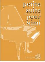 Reibel Florence - Petite Suite Pour Mimi - Piano