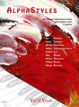 Alphastyles - 23 Pieces Comtemporaines - Piano