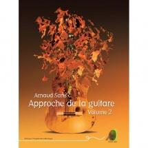 Sans A. - Approche De La Guitare Vol.2