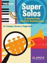 Sparke Philip - Super Solos - Trompette + Cd