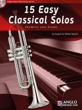 15 Easy Classical Solos - Trompette and Piano