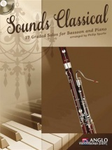 Sounds Classical - 17 Graded Solos For Bassoon And Piano