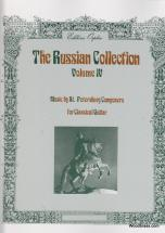 The Russian Collection Vol. 4 - Guitare