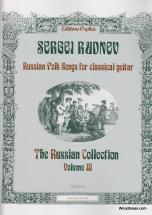 The Russian Collection Vol. 3 - Guitar