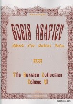 The Russian Collection Vol. 6 - Guitare