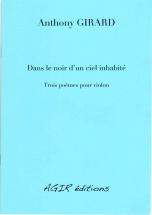 Girard Anthony - Dans Le Noir D