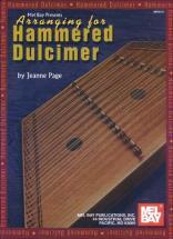 Page Jeanne - Arranging For Hammered Dulcimer - Dulcimer