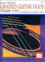 Small Mark - Graded Guitar Duos Volume Three - Guitar