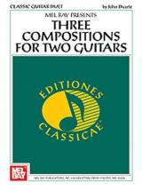 Duarte John - Three Compositions For Two Guitars - Guitar
