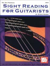 Marsh Steve - Sight Reading For Guitarists - Guitar