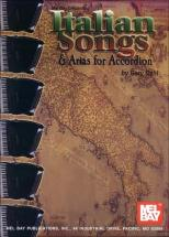 Dahl Gary - Italian Songs & Arias For Accordion