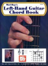 Bay William - Left-hand Guitar Chord Book - Guitar