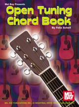 Schell Felix - Open Tuning Chord Book - Guitar