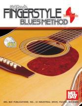 Eckels Steve - Fingerstyle Blues Method + Cd - Guitar