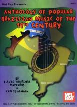 Henrique Medeiros F. - Anthology Of Popular Brazilian Music Of The 19th Century - Guitar