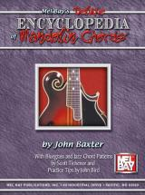 Baxter John - Deluxe Encyclopedia Of Mandolin Chords - Mandolin