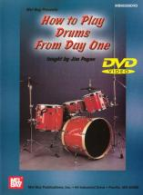 Payne Jim - How To Play Drums From Day One - DVDSet