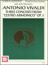 Geoghegan Thomas - Antonio Vivaldi: Three Concerti From L