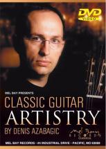 Azabagic Denis - Classic Guitar Artistry - Guitar