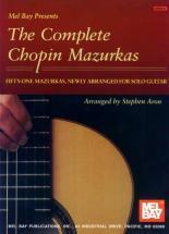 Aron Stephen - The Complete Chopin Mazurkas - Guitar