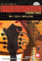 Bruce Dix - Favorite Mandolin Pickin' Tunes Qwikguide + Cd - Mandolin
