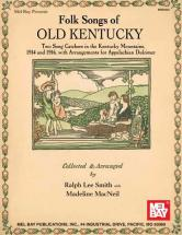 Lee Smith Ralph - Folk Songs Of Old Kentucky - Dulcimer